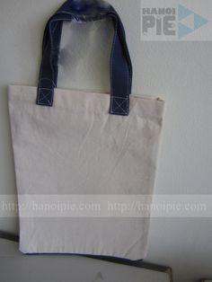 Green adn white cotton canvas bag promotion bag in Vietnam   Website: www.hanoipie.com   Alibaba: http://vn1014973851.trustpass.alibaba.com/   Email: info@hanoipie.com   New #CottonBag in #Vietnam from #Hanoipie Co. Ltd.