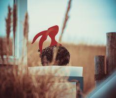 Im Beach Motel Sankt Peter-Ording kündigt sich Ostern an