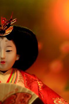(Empress Doll by 写楽庵 )