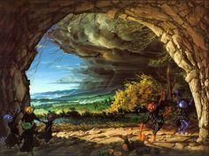 The Rainbow Goblins, Ul De Rico  http://www.amazon.com/Rainbow-Goblins-Ul-Rico/dp/0500277591/ref=sr_1_1?ie=UTF8&qid=1330069156&sr=8-1