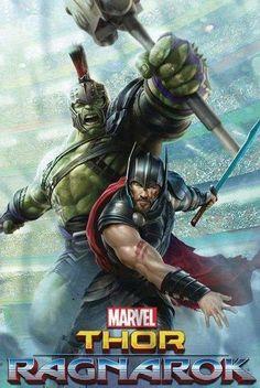Thor: Ragnarok - Liberado o primeiro pôster oficial do filme! - Legião dos Heróis
