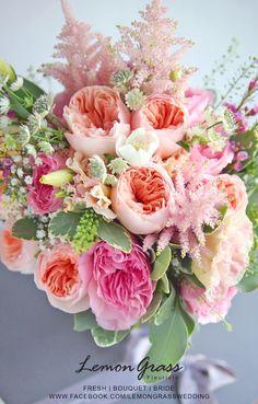 Fresh flowers www.facebook.com/LemongrassWedding