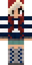 It's me in minecraft!