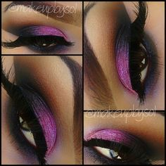 using @BH Cosmetics  and @unique_styles_boutique  pigment sleeping  beauty - @ makeup by sol