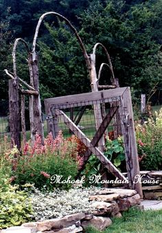 Garden Gate ~ Mohonk Mountain House