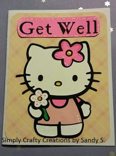 1000 images about get well homemade cards on pinterest