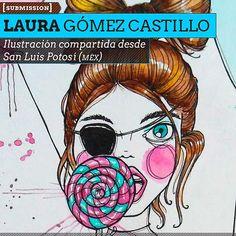 Ilustración. I let go of my glass… de LAURA GÓMEZ Ilustración compartida desde San Luis Potosí (MÉXICO).  Leer más: http://www.colectivobicicleta.com/2013/07/Ilustracion-de-LAURA-GOMEZ-CASTILLO.html#ixzz2XzzlRl6c
