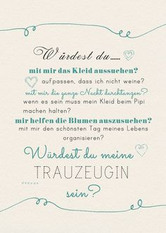 postcard for a friend or bridesmaid in sand/turquoise gloss optic paper thickness 235 gift for bridesmaid or mattor Others – Postcard Bridesmaid, Wedding, Maid of Honor – a unique product by Herzpost on DaWanda Wedding Bridesmaids, Bridesmaid Gifts, Bridesmaid Dresses, Wedding Beauty, Wedding Day, Diy Wedding Programs, Tiffany & Co., Team Bride, Marry You