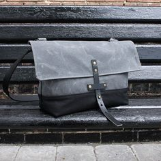 Field Bag by Malcolm Halley