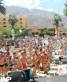 Palm Springs White Party