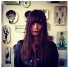 Caroline de maigret ❤ (from her instagram)