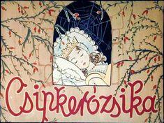 Csipkerózsika 1965 Chalkboard Drawings, Web Gallery, Film Strip, Children's Literature, Fantasy World, Kids And Parenting, Childhood Memories, Fairy Tales, Snoopy