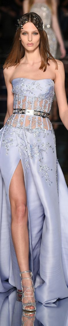 Zuhair Murad Collection Spring 2016 Couture