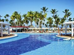 5*- hotel RIU Palace Bavaro - Dominicaanse Republiek