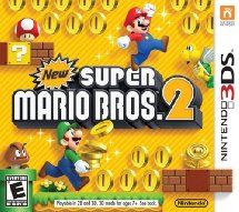 Just saw this on Amazon: New Super Mario Bros. 2 - 3DS [Digital Code] by Nintendo for $29.99 http://amzn.to/2bKnN0R via @amazon