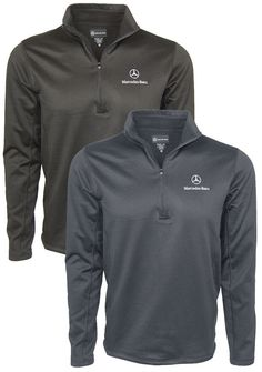 Easily transition into the cooler months with this lightweight fleece pullover. Made of polyesterOpen cuffs and hemSlightly form fitting cutEmbroidered Mercedes-Benz logo on left chestAvailable colors: black or greySizes: Fleece Pullover, Mercedes Benz Logo, Polo Ralph Lauren, Sweater, Grey, My Style, Mens Tops, Jackets, Clothes