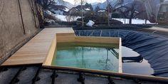Schwimmteich selber bauen #DIY #Schwimmteich #doityourself #natural #swimmingpond #Holzbecken #wooden basin Outdoor Decor, Home Decor, Swat, Garten, Decoration Home, Room Decor, Interior Decorating