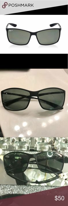 3276b972989 Ray Ban RB 4179 polarized liteforce sunglasses Rayban rb4179 liteforce  polarized p3 lense 601-S 9A 3P Frames are in like new condition