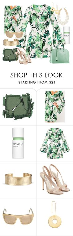 """PRETTY little things"" by mara-wink ❤ liked on Polyvore featuring Surratt, 10 Crosby Derek Lam, Blue Nile, Olgana, Natasha, Louis Vuitton, Dolce&Gabbana, Modern Weaving, Summer and white"
