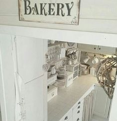 shabby and charme a real kitchen of a young norwegian mother
