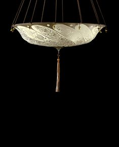 Silk Fortuny® Lamps - Fortuny Shop US