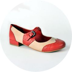 Lindy-Hop-Shoe-Coral-Red from http://www.revival-retro.com/lindy-hop-shoe-red