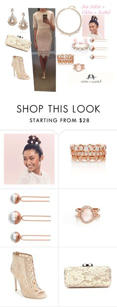 """""""Rehearsal Dinner Look"""" by christina-coto on Polyvore featuring Chloe + Isabel and Daya"""