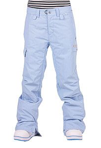 Foursquare Muller Light Blue Pants