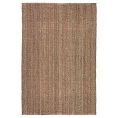 IKEA - LOHALS, Vloerkleed, glad geweven, 160x230 cm, , Jute is een slijtvast en recyclebaar materiaal met natuurlijke kleurvariaties.