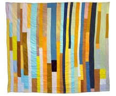 Stop the granny madness! Quilt like this instead! (http://www.etsy.com/people/Daintytime via ApartmentTherapy)