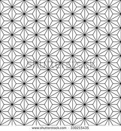 geometric pattern flower - Google zoeken