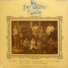 The Doc Watson Family by epiclectic, via Flickr