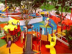 13 Of The BEST #PLAYGROUNDS Around The World!!! #11 is too awesome! Which one is your favorite?