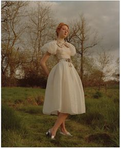 Unlike Philip Marlow I love a redhead Lorna in the Violet Book w @leithclark