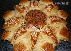 Kysnutý kvet (fotorecept) - recept | Varecha.sk Great Recipes, Favorite Recipes, Russian Recipes, Perfect World, Cute Food, Doughnuts, Kids Meals, Ale, Cooking Recipes