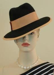 vintage hats..