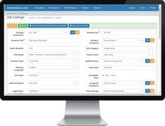 Hr Management, Project Management, Warehouse Management, Job Posting, Supply Chain