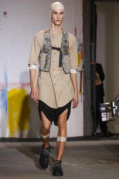 Boris Bidjan Saberi Menswear Spring Summer 2015 Paris