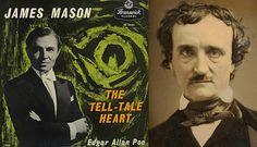 This moody 1953 animation of Edgar Allan Poe's 'The Tell-Tale Heart' was the first X-rated cartoon