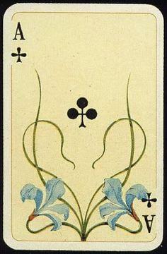 Альтенбург, Германия, 1898г. Фабрика Vereinigte Stralsunder Spielkarten Fabrik