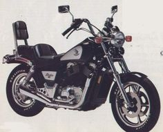 Honda Shadow 1100  Bike # 3
