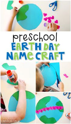 Preschool: Earth Day - Mrs. Plemons' Kindergarten