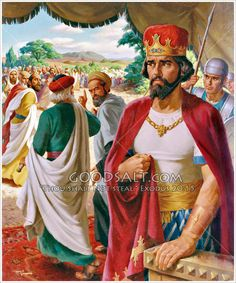 Rehoboam and Israel's Revolt 2 Chron. 10:14 And answered them after the advice of the young men, saying, My father made your yoke heavy, but I will add thereto: my father chastised you with whips, but I will chastise you with scorpions.