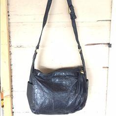 80's boho leather purse Very cute bohemian all leather purse Bags