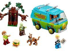 Lego Scooby-Doo Toys Announced - Mania.com