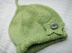 Ravelry: a perfectly simple baby hat… free pattern by pamela w allen | REPINNED