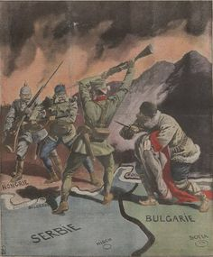 Serbia, WW1