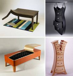 Link Love! Smart, Creative Posts from Around the Web absurd-furniture – Diary of a Smart Chick