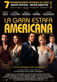 2013 - La gran estafa americana - American hustle - tt1800241
