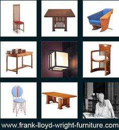 Other Bauhaus Furniture Or Design Classics Are The Chair Robie House The  Midway Gardens Chair, ...